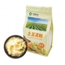 【河北】【张家口】【沽源县】扶贫产品弘基白色土豆泥粉750g袋装