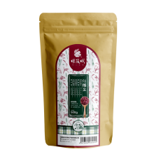 【河北】【张家口】【沽源县】扶贫产品坝莜域红腰豆 500g自立袋装