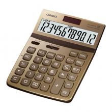 卡西欧(CASIO)DW-200TW-GD 炫彩计算器 魅雅太阳能钢琴烤漆面板 大型商务送礼计算机(尊贵金色)