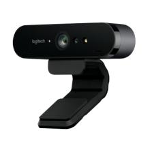 罗技 C1000e 超高清商务网络摄像头  黑色