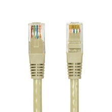 酷比客 LCLN6RRECGY-5M 六类网线 纯铜千兆 非屏蔽八芯双绞线5米