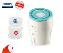 飞利浦(PHILIPS)HU4801加湿器 小型迷你冷蒸发无雾加湿静音加湿器