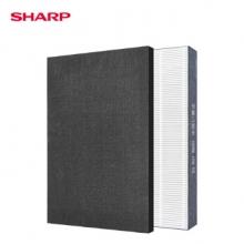 夏普(Sharp)空气净化器原装滤网 FZ-BB20W1X 适配KC-BB20-W1/W200/WB2/BD20/CD20/WE20滤芯套装