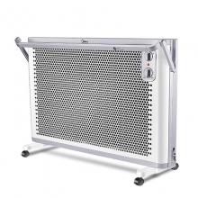 美的 NDK20-18AW 取暖器 755*251*556MM 乳白色