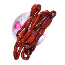 邵阳县易老头腊猪小肠500g/袋