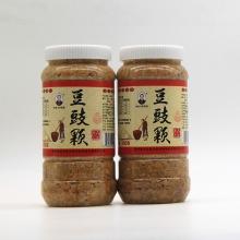 贞丰县 马氏丰味 湿豆豉颗750g/瓶