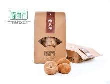 鲁山县春雨芳山珍小棕色手提袋礼盒黑木耳猴头菇460g