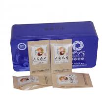 【六安市】【裕安区】 中六 六安瓜片 暖胃茶 新茶 六安瓜片 蓝色商务款