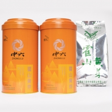 【六安市】【裕安区】 中六 霍山黄芽经典装200g