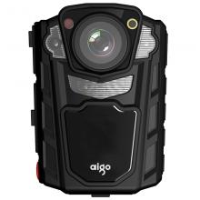 爱国者(aigo)DSJ-R2专业版 执法记录仪 红外夜视 1296P 便携加密 激光定位录音录像 拍照对讲 32G 黑
