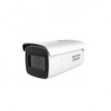 海康威视 400万人脸识别抓拍监控摄像头 POE供电 3646FWDA2/F-IZS(2.7-12mm)