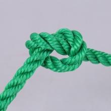 谋福23 绳子尼龙绳塑料绳 捆绑绳绿色绳子(8mm 100米)
