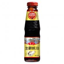 鲁花 调味品 生鲜蚝油218g