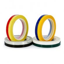 谋福 285 5S桌面定位标识划线胶带 彩色胶带4D管理胶带 1.5CM宽*66米 红色