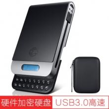 爱国者(aigo)SK8671 加密移动硬盘 黑色 2.5英寸 硬盘容量(1TB)