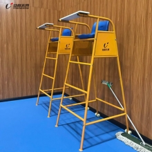 动联无界 羽毛球场地裁判椅 可拆卸高档移动裁判椅