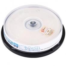 啄木鸟 DVD+R DL 8速 8.5G 单面双层 10片桶装 刻录盘