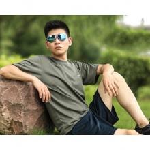 Yayle 体能服圆领套装(短袖+短裤) 身高165-170/胸围84-88