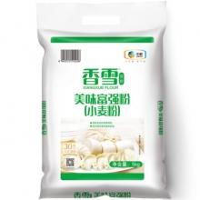 香雪面粉 美味富强粉 小麦粉 中筋面粉 中粮出品 5kg