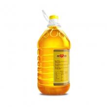 福临门 非转基因家香味一级大豆油 5L/桶