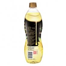 金龙鱼 食用油 阳光鲜榨原香葵花仁油 900ml/瓶