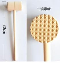 国产 树皮专用木锤 长30cm