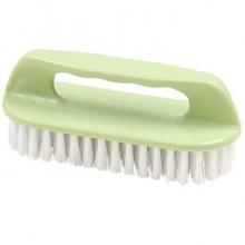 国产 塑料软毛小刷子 长约14cm 颜色随机