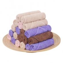 美丽雅 超纤抹布洗碗布百洁 30x30cm 20片/包 颜色随机