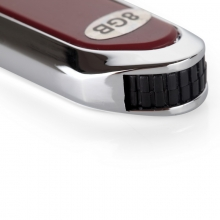 旅之星Travelstar金属锁扣U盘名仕MS01高速USB2.0商务加密 64GGB