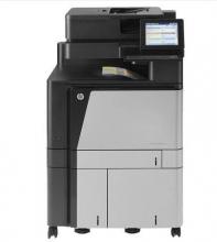 惠普 HP Color LaserJet Managed Flow MFP M880zm复印机