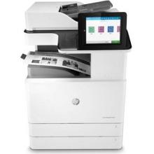 惠普HP LaserJet Managed MFP E72430dn A3黑白复印机