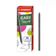 思笔乐(STABILO)7890/6-HB 自动铅芯 握笔乐自动铅笔替芯3.15mm