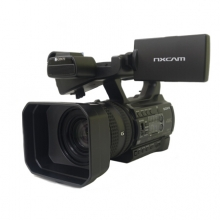 索尼(SONY)HXR-NX200专业摄像机 1英寸CMOS 4K手持式摄录一体机 婚庆/会议/活动