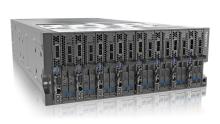 宁畅仙络B5000多节点服务器(多节点机箱 + 两盘一卡节点)