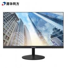 清华同方 TF2165 黑色液晶显示器21.5英寸