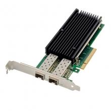 宁畅仙络 PCI-E CX4-Lx双口25G无模块光纤网卡