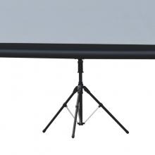 锐普支架幕H9100ZMG高清玻纤幕料,100寸16:9移动幕布