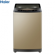 海尔(Haier)EMB80BF169 8公斤 全自动家用波轮洗衣机 直驱变频 免清洗系列 幂动力 1级能效