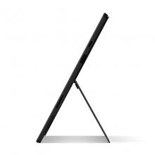 微软 Surface Pro 7 i5/8G/256G/典雅黑主机+黑色键盘 平板电脑