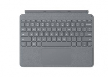 微软 Surface Go 专业键盘盖 亮铂金