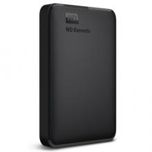 西部数据(WD)5TB USB3.0移动硬盘Elements 新元素系列2.5英寸(稳定耐用 海量存储)WDBU6Y0050BBK