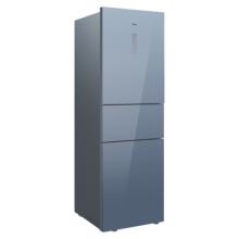 TCL 260升家用多门变频风冷无霜 家用大容量电冰箱260P6-C星云蓝