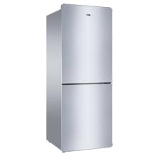 TCL BCD-170KF1 170升家用小户型宿舍直冷电冰箱 机械控温双门电冰箱 泰坦银