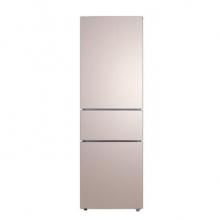 TCL 211F5-C 211升风冷无霜 AAT负氧离子养鲜 电子温控三门冰箱 丝蔓金