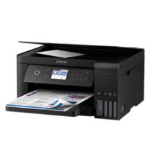 爱普生(EPSON)打印复印扫描一体机墨仓式彩色无线打印机6168(自动双面/网络)