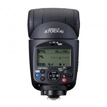 佳能(Canon)470EX-AI闪光灯机顶外置闪光灯自动智能跳闪适用佳能EOS单反相机