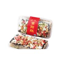 穆桂英美食重阳糕松条糕点中华老字号式传统糕点无锡特产重阳送礼