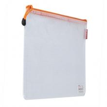 晨光 M&G 经济型网格拉链袋 ADM94905 A4(颜色随机)