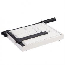 晨光(M&G)文具A4/300*250mm钢制切纸刀 切纸机 裁纸机 办公裁纸刀 单个装ASSN2205