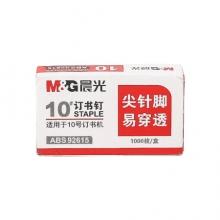 晨光 M&G 订书针 ABS92615 10#  1000枚/盒